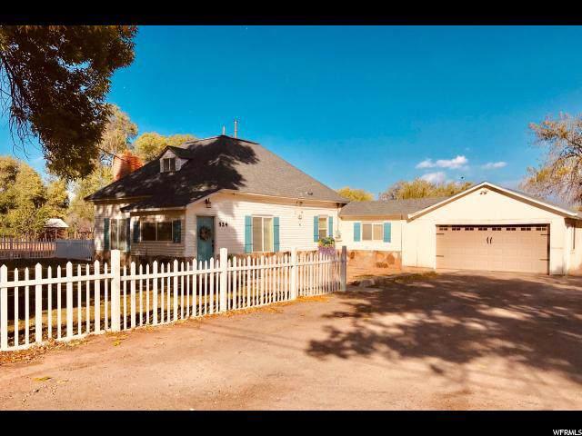 524 N Crescent Rd, Roosevelt, UT 84066 (#1635058) :: Bustos Real Estate | Keller Williams Utah Realtors