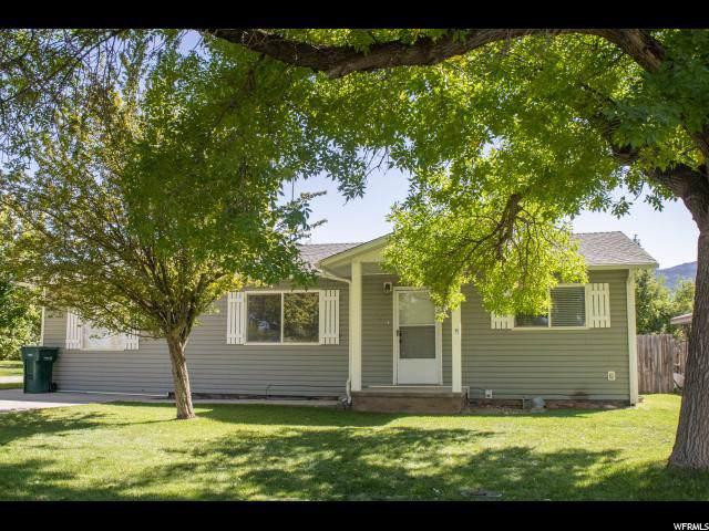 579 W Center St, Parowan, UT 84761 (#1635062) :: Doxey Real Estate Group