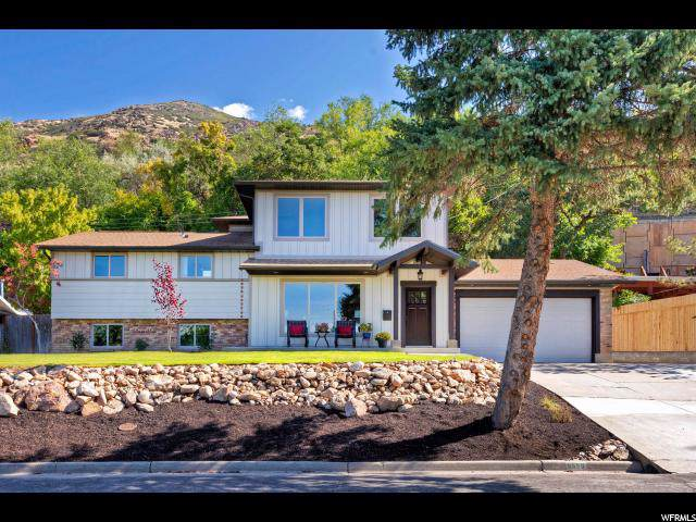 5585 S Indian Rock Rd, Holladay, UT 84117 (#1635088) :: Bustos Real Estate | Keller Williams Utah Realtors