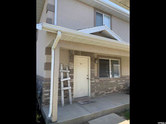 2421 N 400 E T1, North Ogden, UT 84414 (#1635100) :: RE/MAX Equity