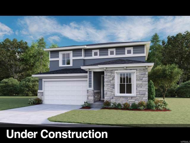 3211 S Peregrine W #10235, Saratoga Springs, UT 84045 (#1635116) :: Colemere Realty Associates