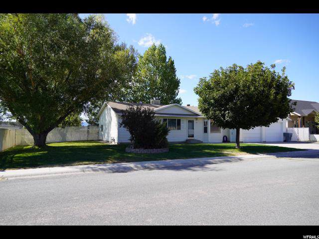 457 N 1100 E, Beaver, UT 84713 (#1635159) :: Red Sign Team