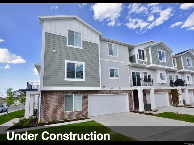 4221 W Rail Trail Ln #245, Riverton, UT 84096 (#1635162) :: Big Key Real Estate