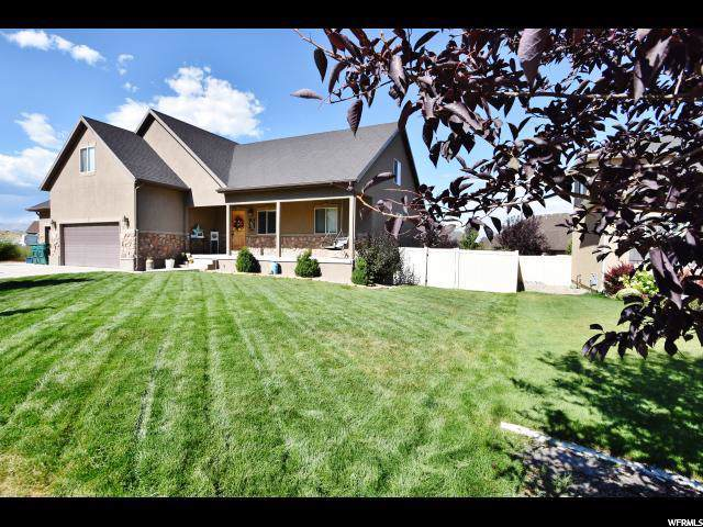1612 S 3150 W, Vernal, UT 84078 (#1635163) :: Colemere Realty Associates