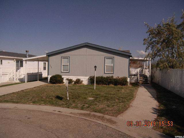 2697 Education Cir #96, West Valley City, UT 84128 (#1635170) :: Colemere Realty Associates