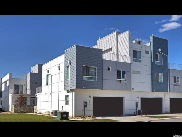 3598 S Xenon Dr W #166, West Valley City, UT 84119 (#1635207) :: The Fields Team