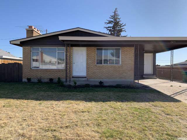 2415 W 5225 St S, Roy, UT 84067 (#1635214) :: Bustos Real Estate | Keller Williams Utah Realtors