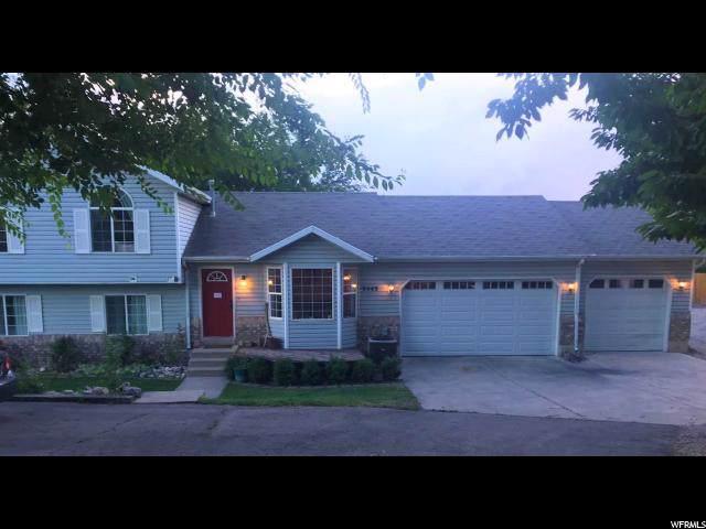 9449 N Canyon Rd W, Cedar Hills, UT 84062 (#1635236) :: The Canovo Group