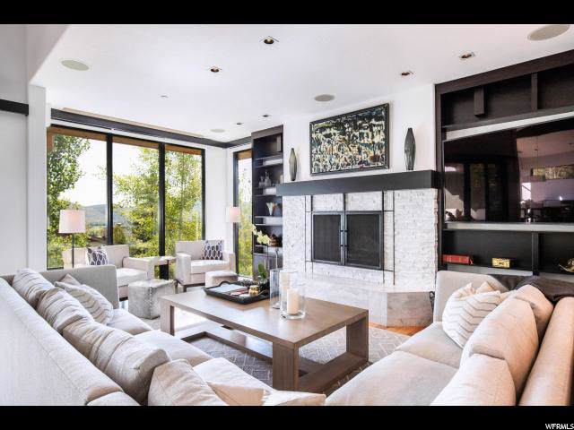 3109 Mountain Ridge Ct, Park City, UT 84060 (#1635239) :: Colemere Realty Associates