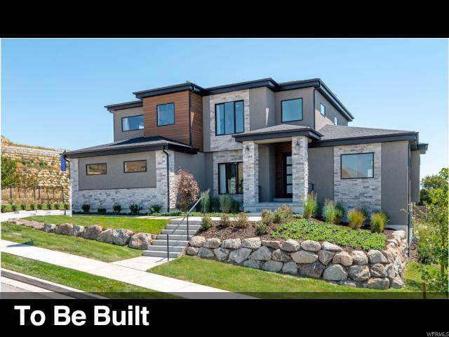 4444 N Deer Ridge Trl W #58, Lehi, UT 84043 (#1635255) :: The Fields Team