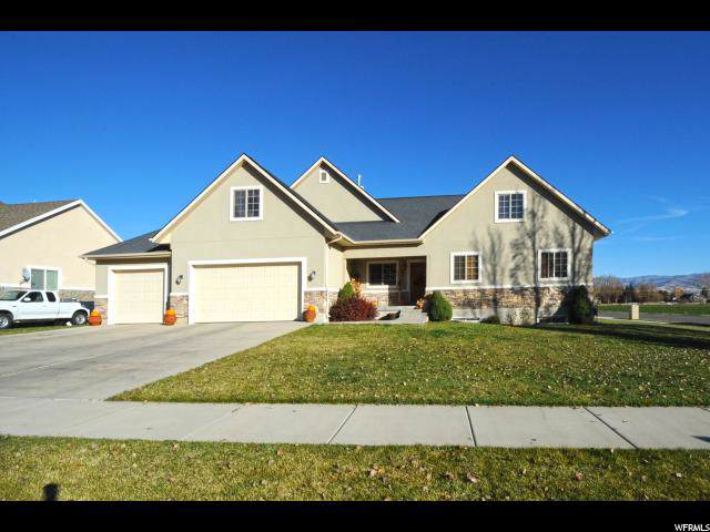 341 S 160 W, Midway, UT 84049 (MLS #1635270) :: High Country Properties