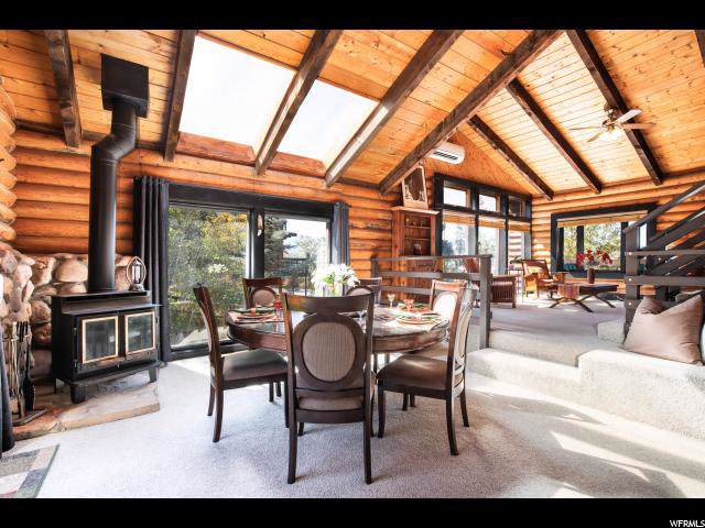 6430 N Mountain View Dr, Park City, UT 84098 (MLS #1635285) :: High Country Properties