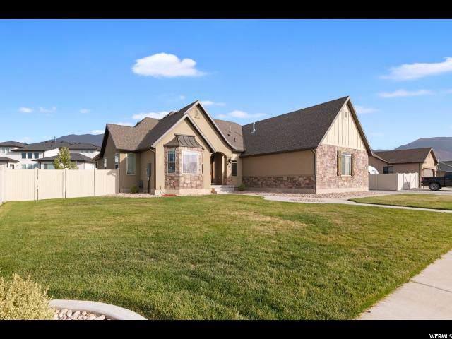 388 N 1690 E, Spanish Fork, UT 84660 (#1635312) :: Keller Williams Legacy