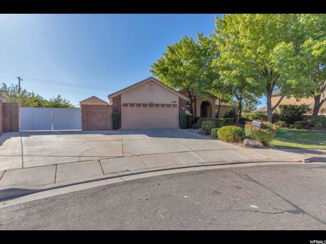 1548 Southern Trail Cir, Washington, UT 84780 (#1635322) :: Colemere Realty Associates