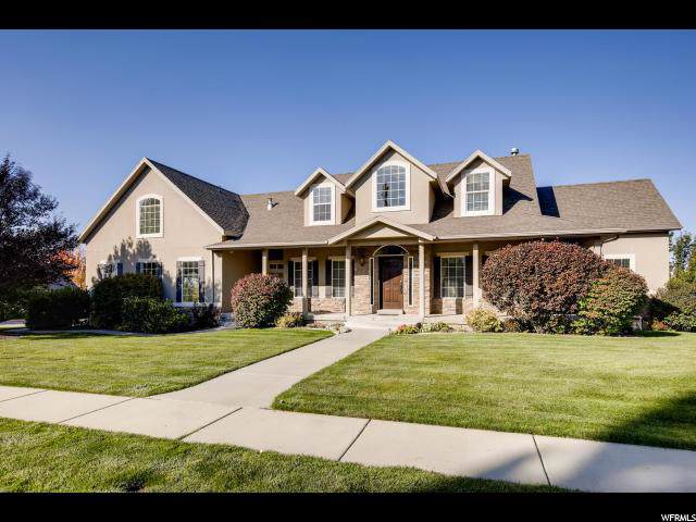 10491 N 6400 W, Highland, UT 84003 (#1635333) :: The Canovo Group