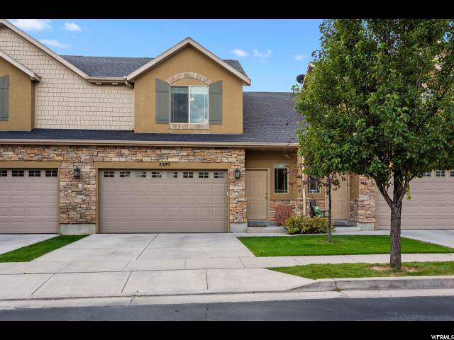 2589 W Alice Rd, Riverton, UT 84065 (#1635336) :: Big Key Real Estate