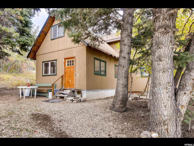 175 Porcupine Loop, Coalville, UT 84017 (MLS #1635338) :: High Country Properties