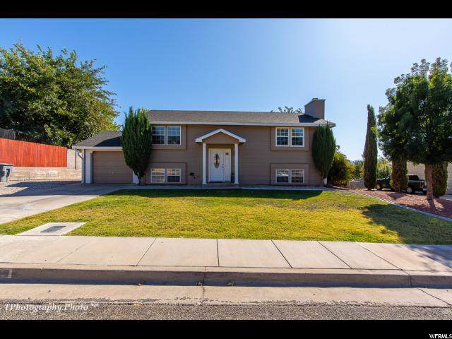 1371 W 450 N, St. George, UT 84770 (#1635347) :: Red Sign Team