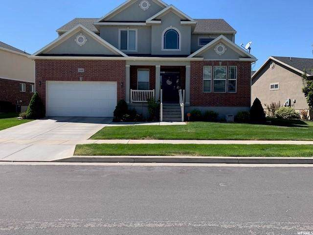 1448 Brookshire Dr, Syracuse, UT 84075 (#1635373) :: Red Sign Team