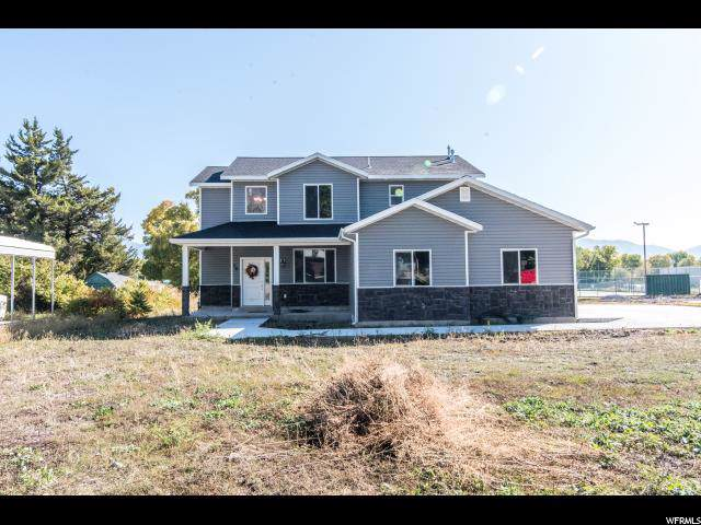 76 N Center St, Wellsville, UT 84339 (#1635399) :: Colemere Realty Associates