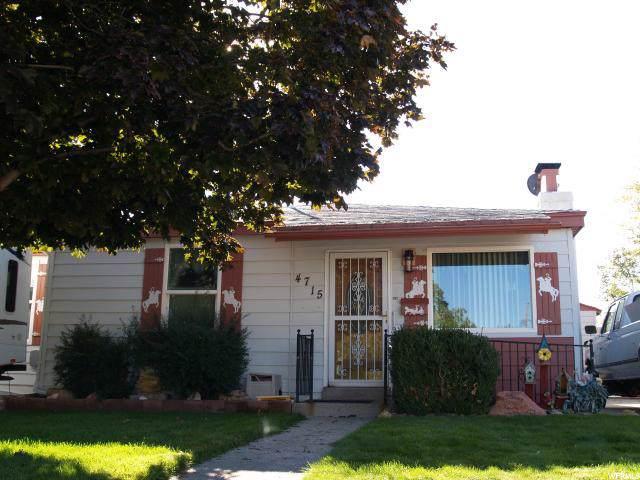 4715 W Hoffman St, Salt Lake City, UT 84118 (#1635405) :: Colemere Realty Associates