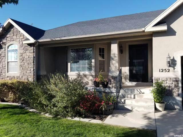 1252 S Camlan Ln W, Springville, UT 84663 (#1635406) :: Colemere Realty Associates