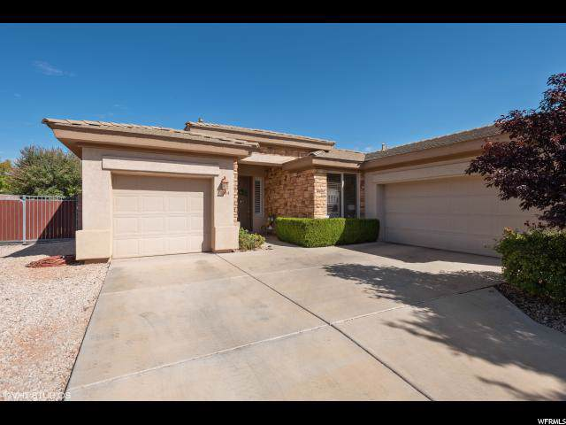 2084 Canyon Greens Circle, Washington, UT 84780 (#1635411) :: Colemere Realty Associates