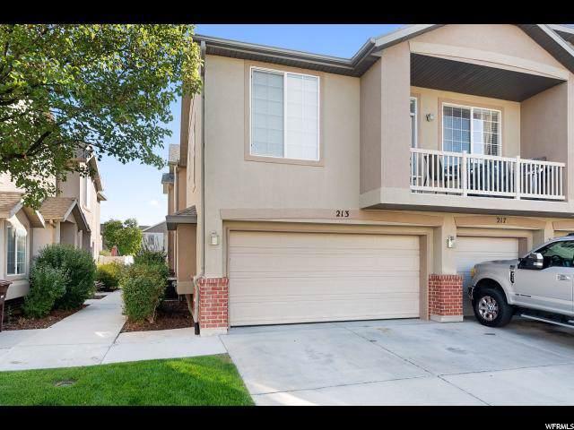 213 Birmingham Ln, North Salt Lake, UT 84054 (MLS #1635419) :: Lawson Real Estate Team - Engel & Völkers
