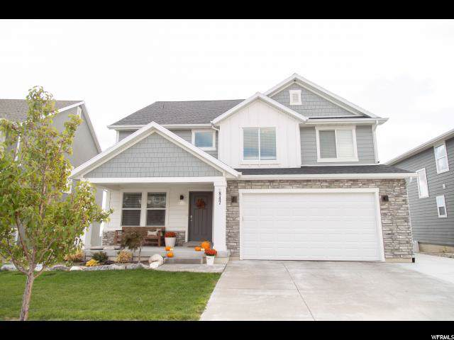 847 W Spring Dew Ln #522, Lehi, UT 84043 (#1635427) :: Red Sign Team