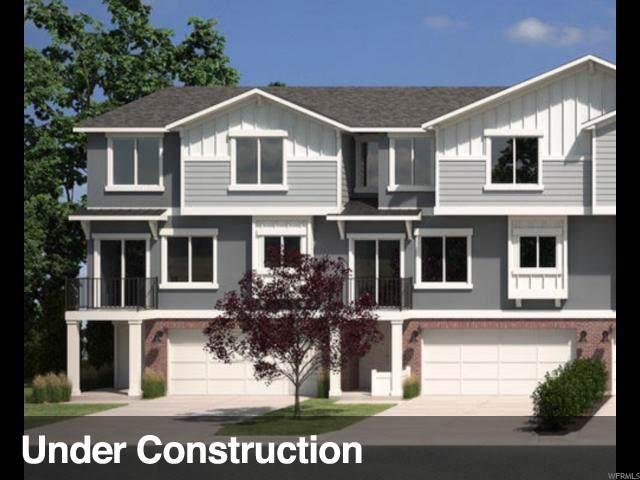 4201 W Rail Trail Ln #249, Riverton, UT 84096 (#1635428) :: Big Key Real Estate