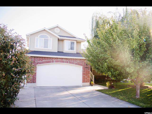 744 E 2050 S, Clearfield, UT 84015 (#1635457) :: The Fields Team