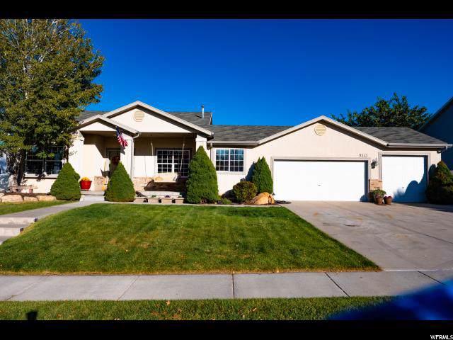 9341 S Uinta Hills Dr W, West Jordan, UT 84088 (#1635515) :: Colemere Realty Associates