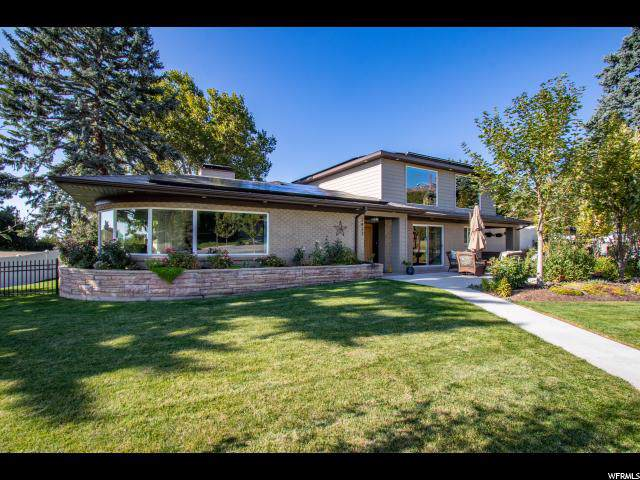 2431 E Beacon Dr, Salt Lake City, UT 84108 (#1635548) :: Exit Realty Success
