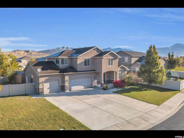 3176 W Willow Bend S, Lehi, UT 84043 (#1635617) :: Red Sign Team