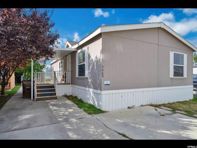 3668 S Willow River Rd, West Valley City, UT 84119 (#1635627) :: The Fields Team