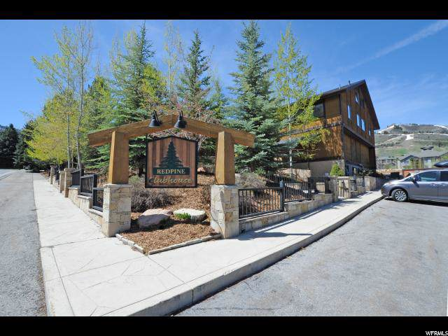 2025 Canyons Resort Dr D-8, Park City, UT 84098 (MLS #1635639) :: High Country Properties