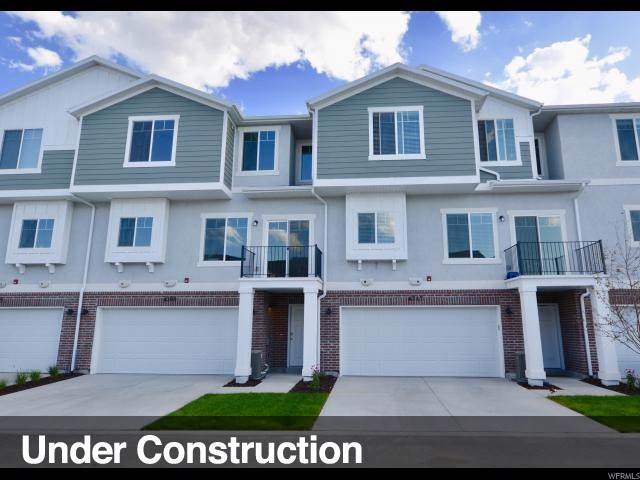 4214 W Silver Canyon Ct #233, Riverton, UT 84096 (#1635646) :: Colemere Realty Associates