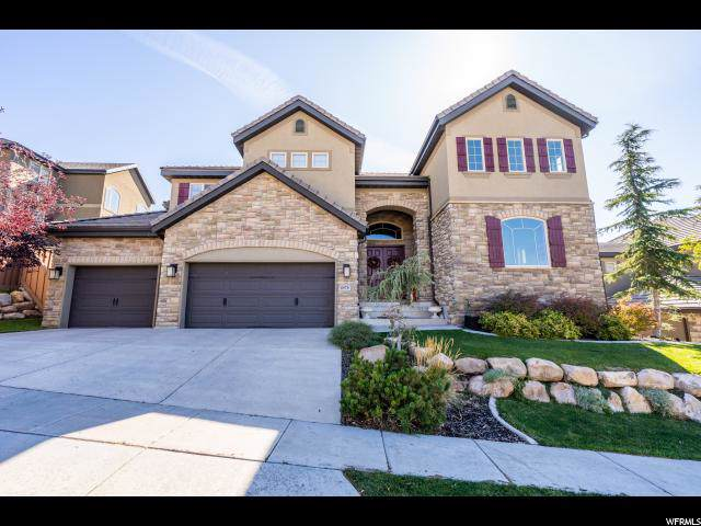 4978 N Shadow Wood Dr, Lehi, UT 84043 (#1635652) :: Red Sign Team