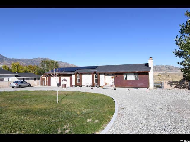 19030 N Wendell Way, Garland, UT 84312 (#1635656) :: Bustos Real Estate | Keller Williams Utah Realtors