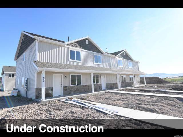 482 N 2650 W #12, Tremonton, UT 84337 (#1635657) :: Bustos Real Estate | Keller Williams Utah Realtors