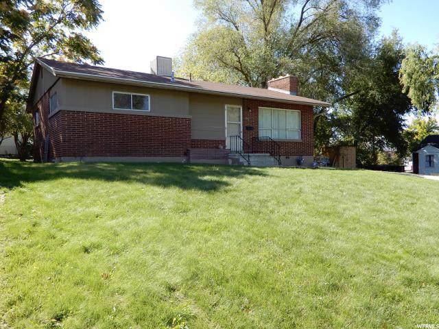 835 E 36TH St, Ogden, UT 84403 (#1635658) :: Big Key Real Estate