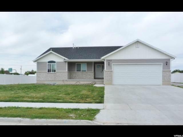 1062 S 700 W, Tremonton, UT 84337 (#1635672) :: Bustos Real Estate | Keller Williams Utah Realtors