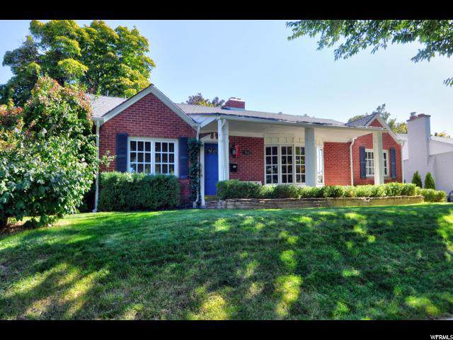1903 S Laurelhurst Dr, Salt Lake City, UT 84108 (#1635676) :: The Muve Group