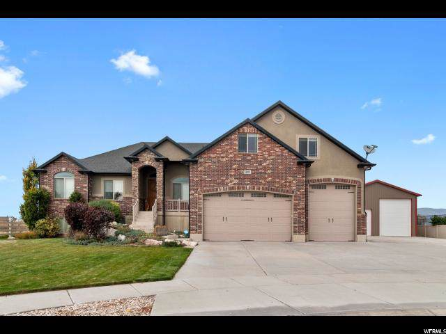 4620 W 3825 S, West Haven, UT 84401 (#1635685) :: Big Key Real Estate