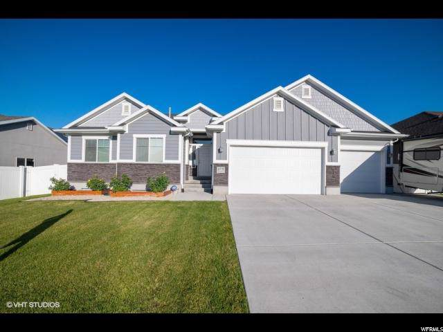 6509 S Mount Adams Dr W, West Valley City, UT 84118 (#1635691) :: Colemere Realty Associates