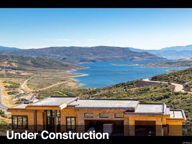 13645 N Deer Canyon Dr, Heber City, UT 84032 (#1635698) :: Doxey Real Estate Group