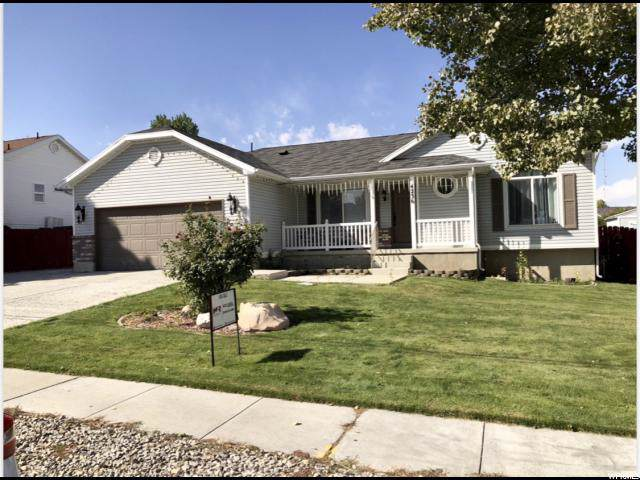 4236 S 6000 W, West Valley City, UT 84128 (#1635713) :: Colemere Realty Associates