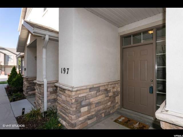 197 Birmingham Ln, North Salt Lake, UT 84054 (#1635715) :: The Canovo Group