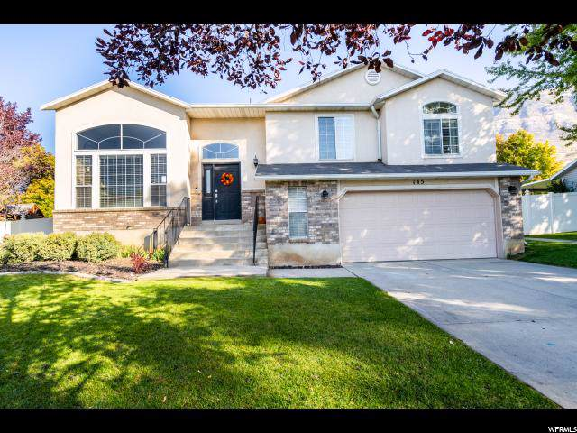 145 E 1640 N, Pleasant Grove, UT 84062 (#1635733) :: Bustos Real Estate | Keller Williams Utah Realtors
