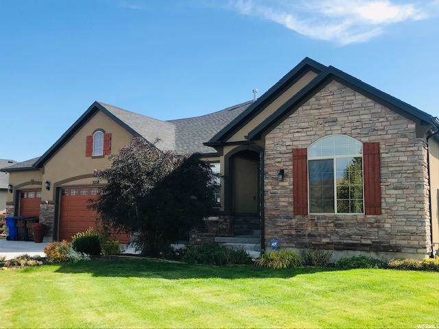 3258 E Stonebridge Ln #31, Eagle Mountain, UT 84005 (#1635744) :: Colemere Realty Associates